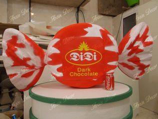 ماکت تبلیغاتی شکلات DiDi
