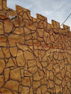 دیوار پوش های فایبرگلاس