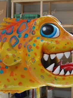 ماکت ماهی