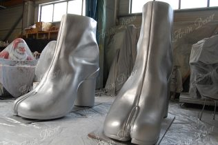 ماکت کفش