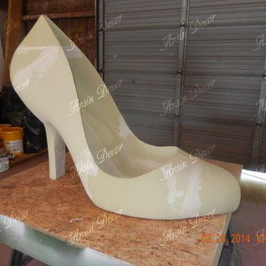 ماکت کفش زنانه