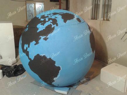ماکت کره زمین