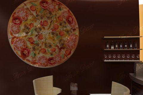 دکوراسیون رستوران مدرن