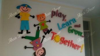 دکوراسیون آموزشگاه زبان