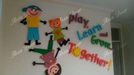 دکور آموزشگاه زبان