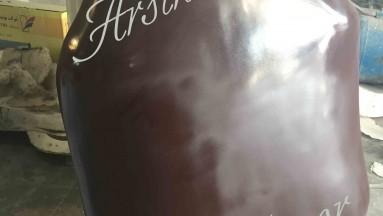 ماکت فایبرگلاس شیشه شکلات1