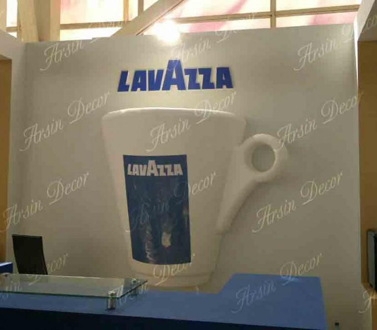 ماکت تبلیغاتی فنجان