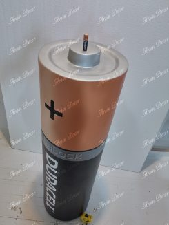 ماکت باتری قلمی