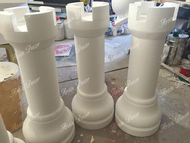ماکت تبلیغاتی مهره شطرنج
