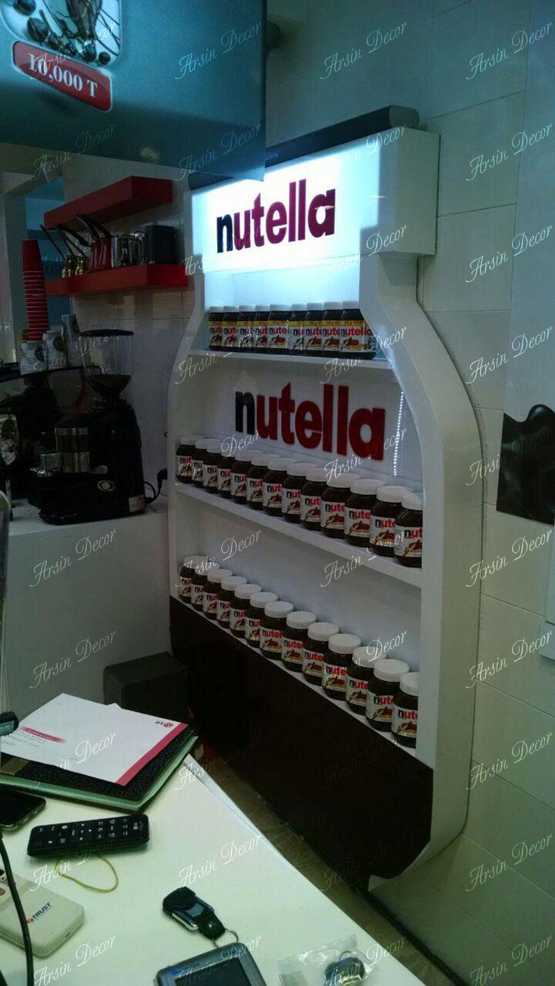 دکور فروشگاه شکلات