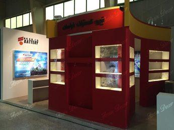قیمت ساخت غرفه نمایشگاهی