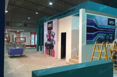 طراحی غرفه نمایشگاهی