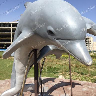 ماکت صنعتی دلفین