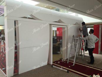 دکور غرفه نمایشگاهی