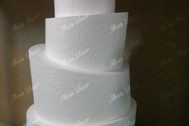 قالب کیک با یونولیت