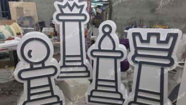 ماکت مهره شطرنج