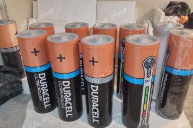 ماکت باتری