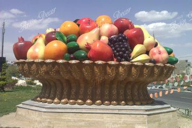 ماکت سبد میوه