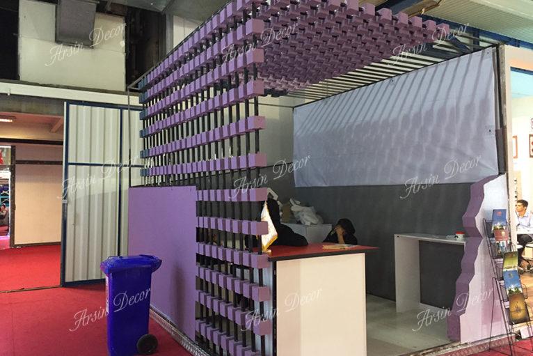 ساخت غرفه نمایشگاهی