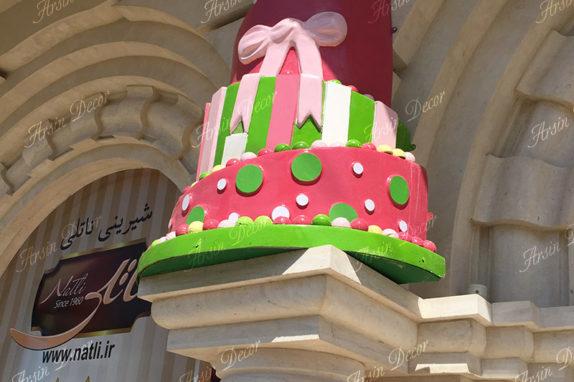 دکور شیرینی فروشی