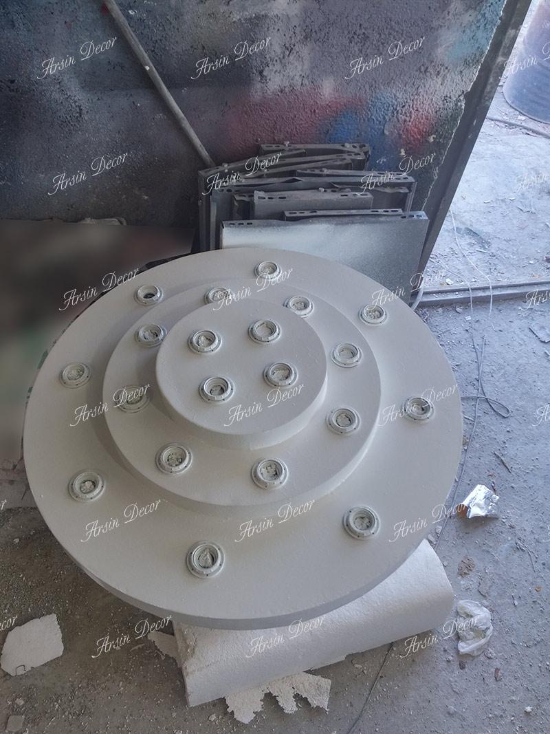 ماکت صنعتی لامپ