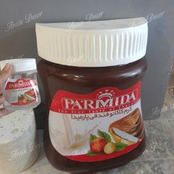 ماکت شیشه شکلات پارمیدا