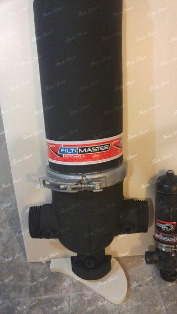 ماکت صنعتی فیلتر آب