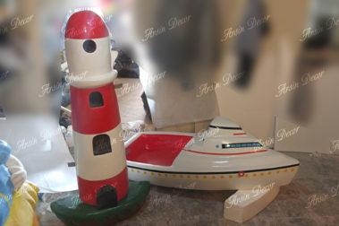 ماکت قایق