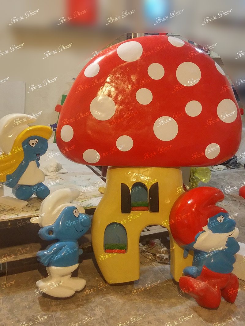 ماکت قارچ