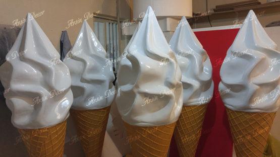 دیزاین مغازه بستنی