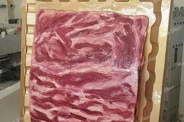 ماکت استیک گوشت
